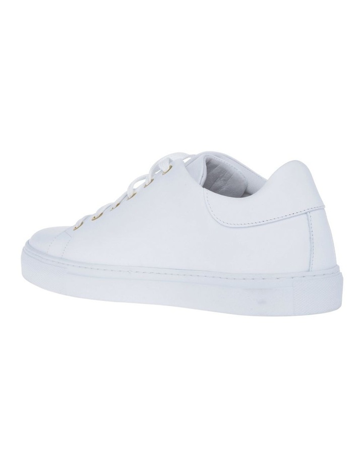 White With Multi Sneaker image 2