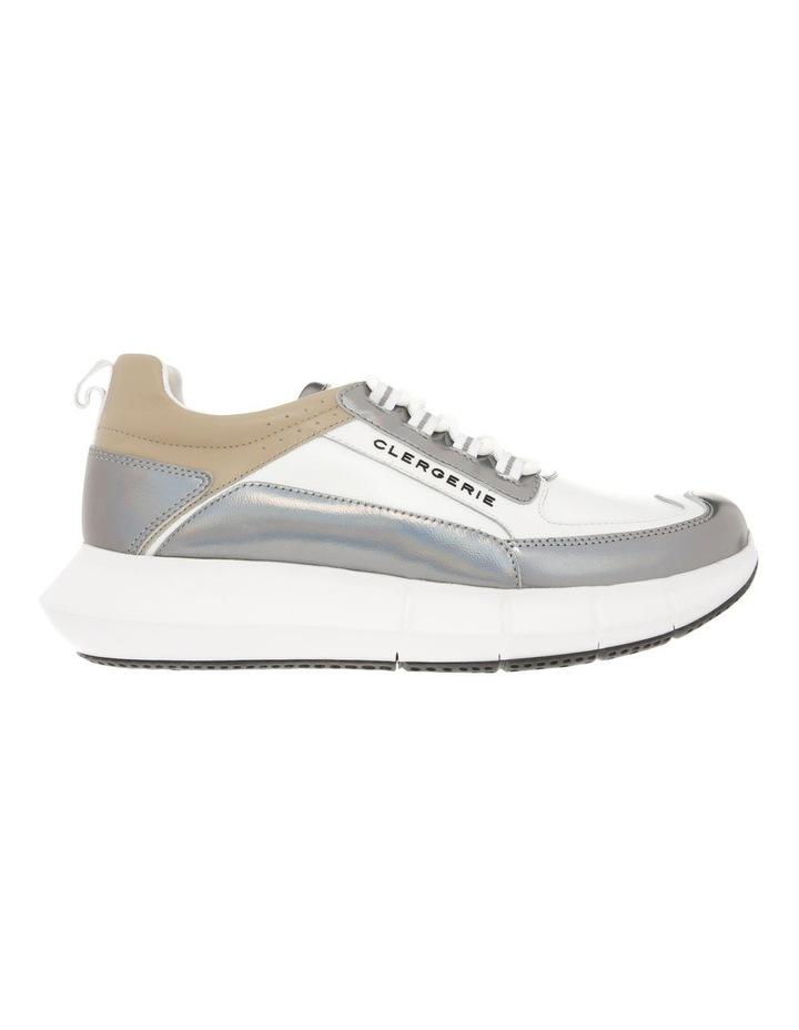 Sea Calfskin Sneaker - Beige image 1