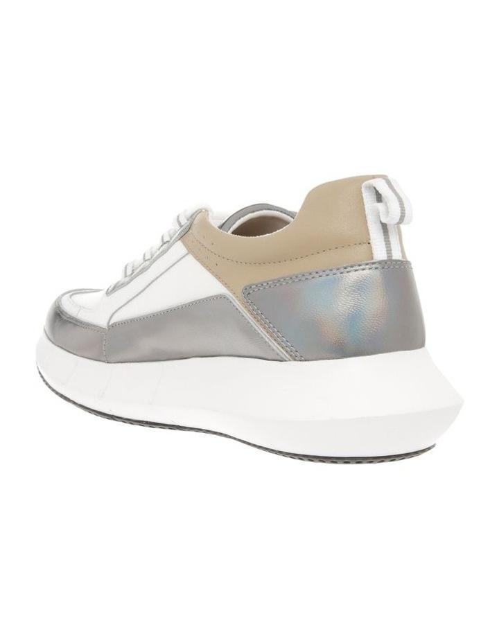 Sea Calfskin Sneaker - Beige image 2