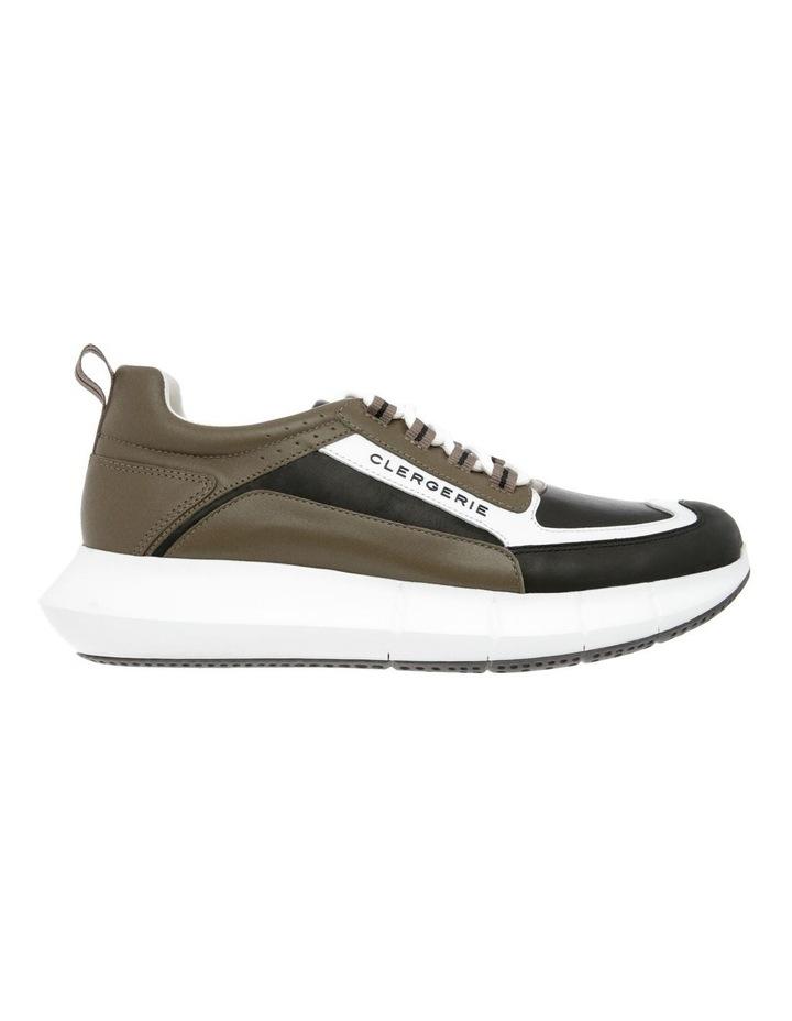 Sea Calfskin Sneaker - Black image 1