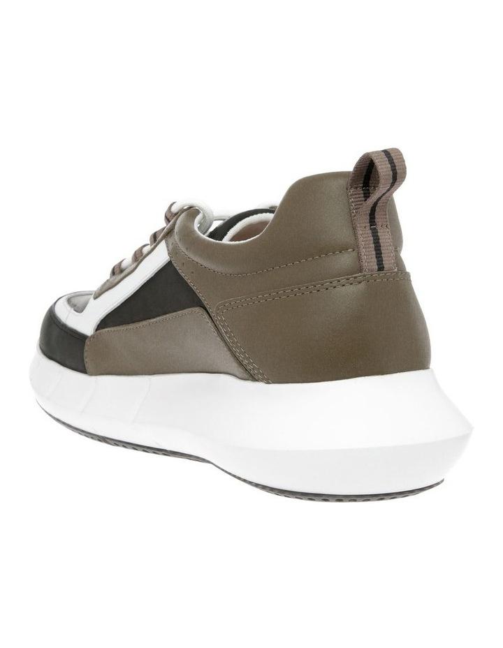 Sea Calfskin Sneaker - Black image 2
