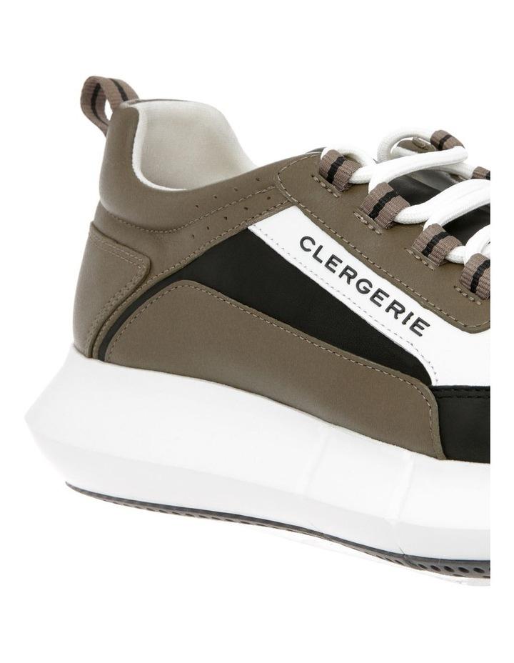 Sea Calfskin Sneaker - Black image 3