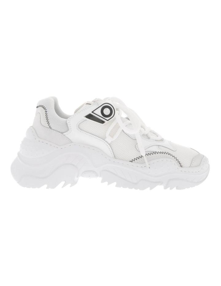 Billy White Sneaker image 1