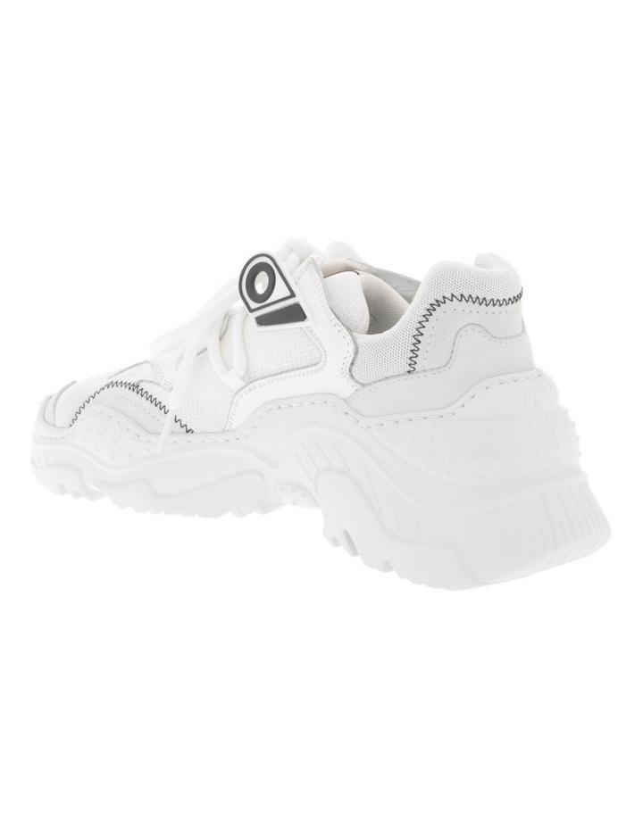 Billy White Sneaker image 2