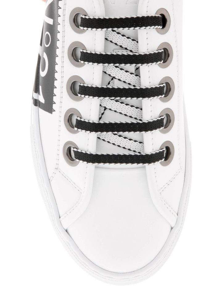 Gymnic Black Print Sneaker image 3