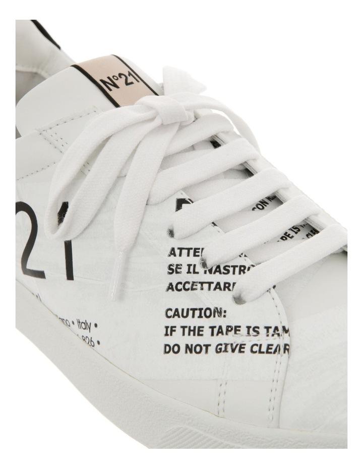 Gymnic White Sneaker image 3