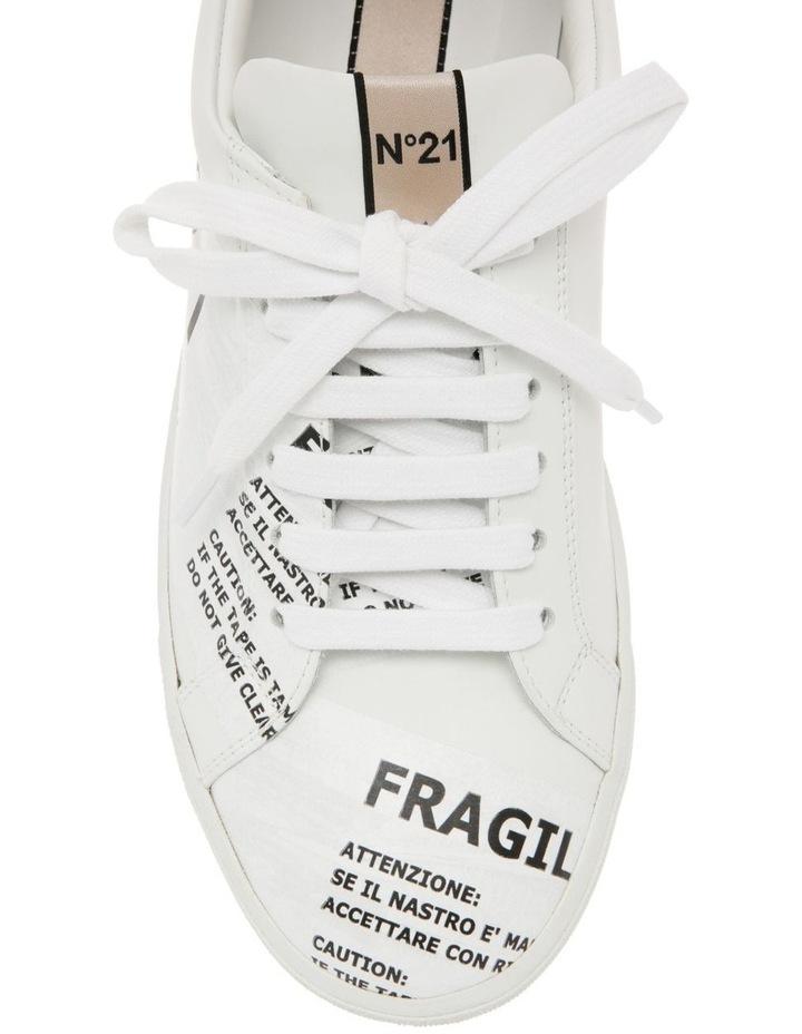 Gymnic White Sneaker image 5