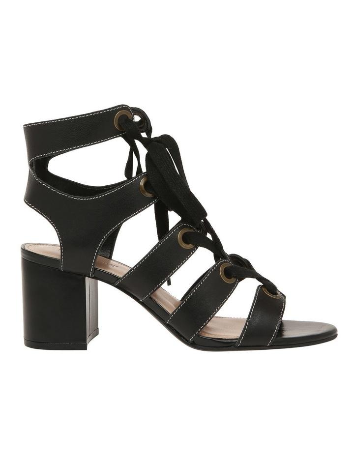 Nisha Black Sandal image 1