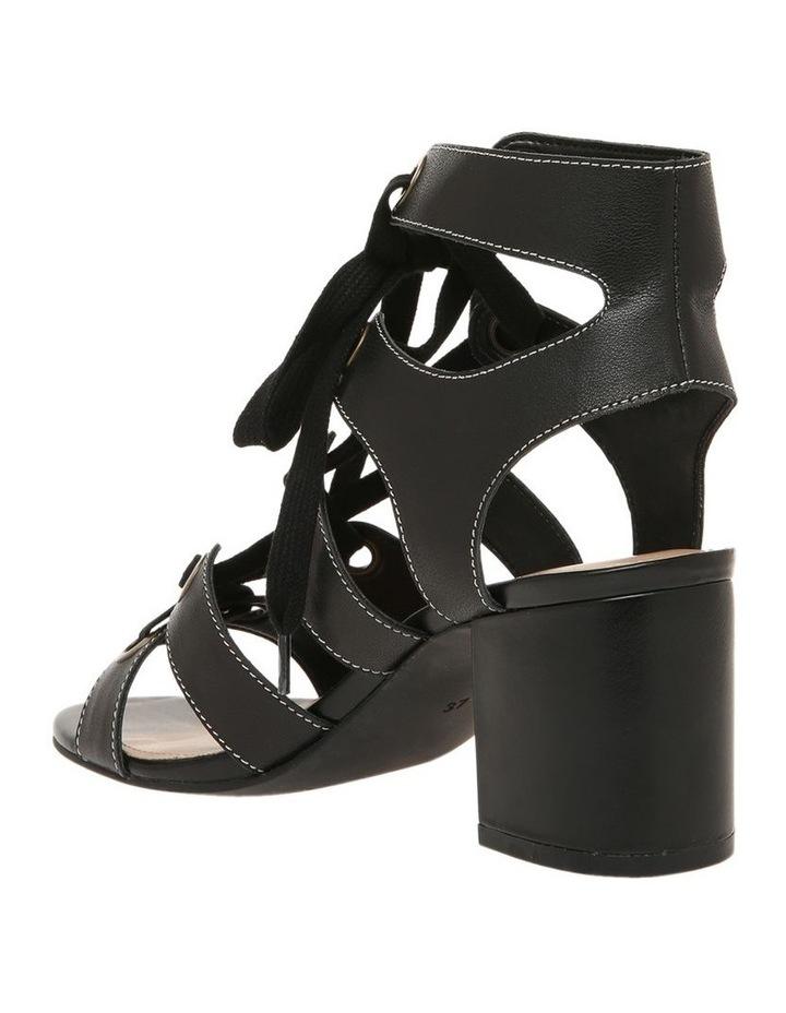Nisha Black Sandal image 2