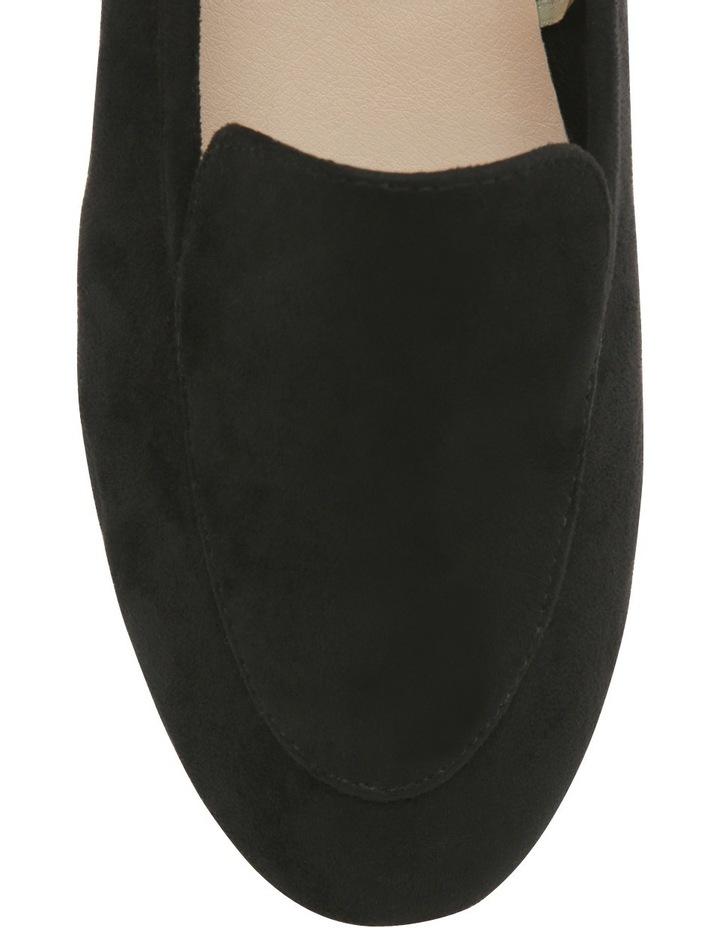 Clara Black Loafer image 3