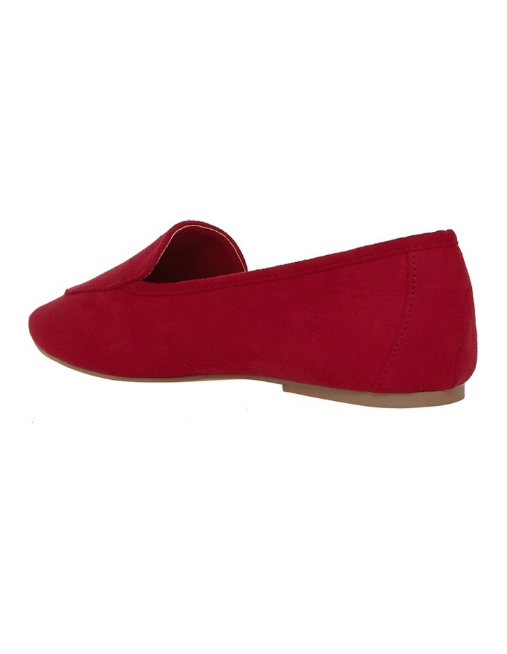 Clara Red Loafer image 2
