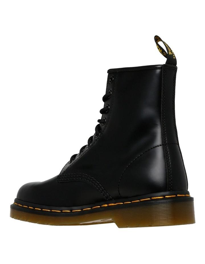 3d9659a91f2db Dr Martens 8 Eye Boot Black Smooth