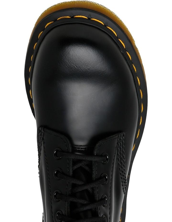 8 Eye Boot Black Smooth image 4