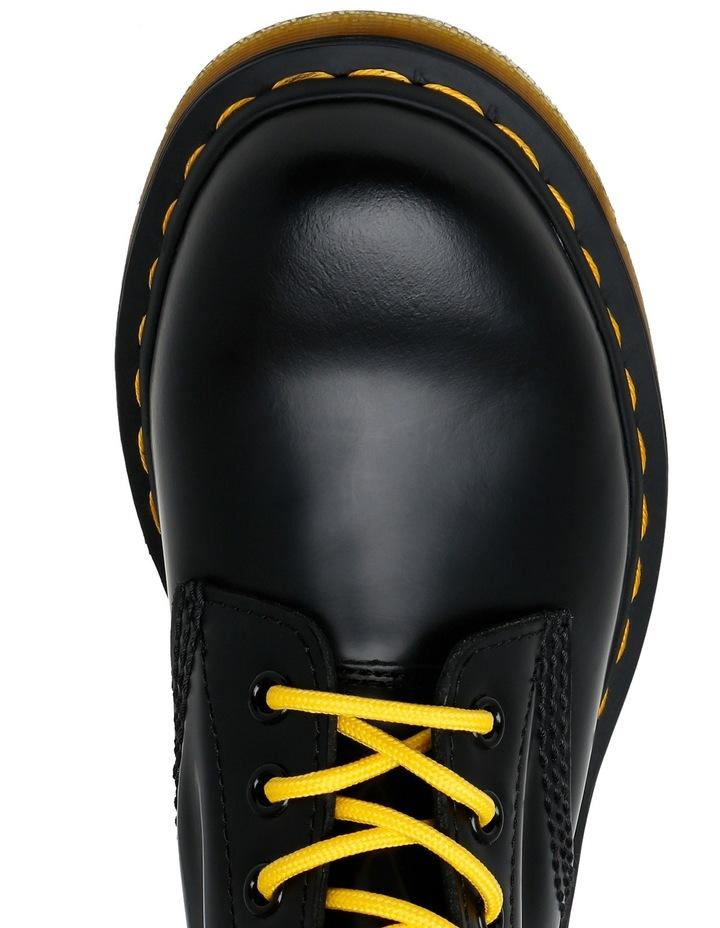 8 Eye Boot Black Smooth image 5
