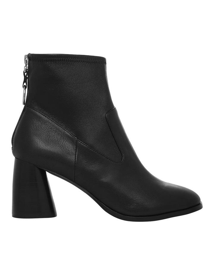 Kingswood Black Leather Boot image 1