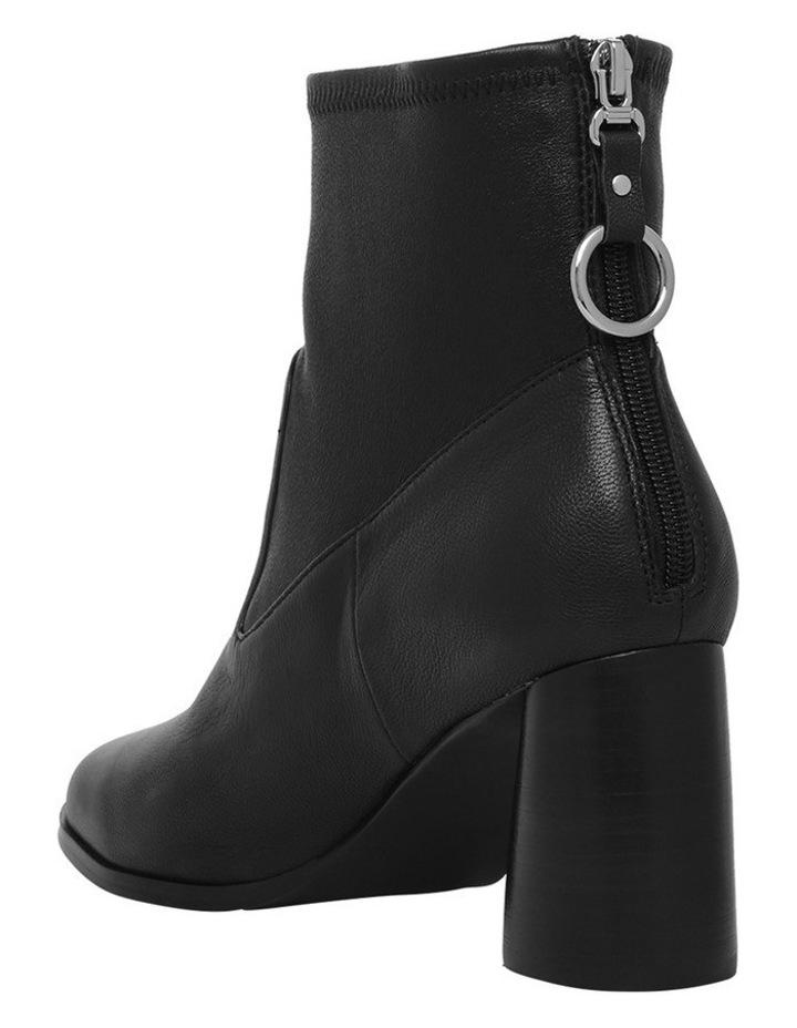 Kingswood Black Leather Boot image 2