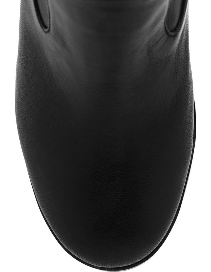 Kingswood Black Leather Boot image 3