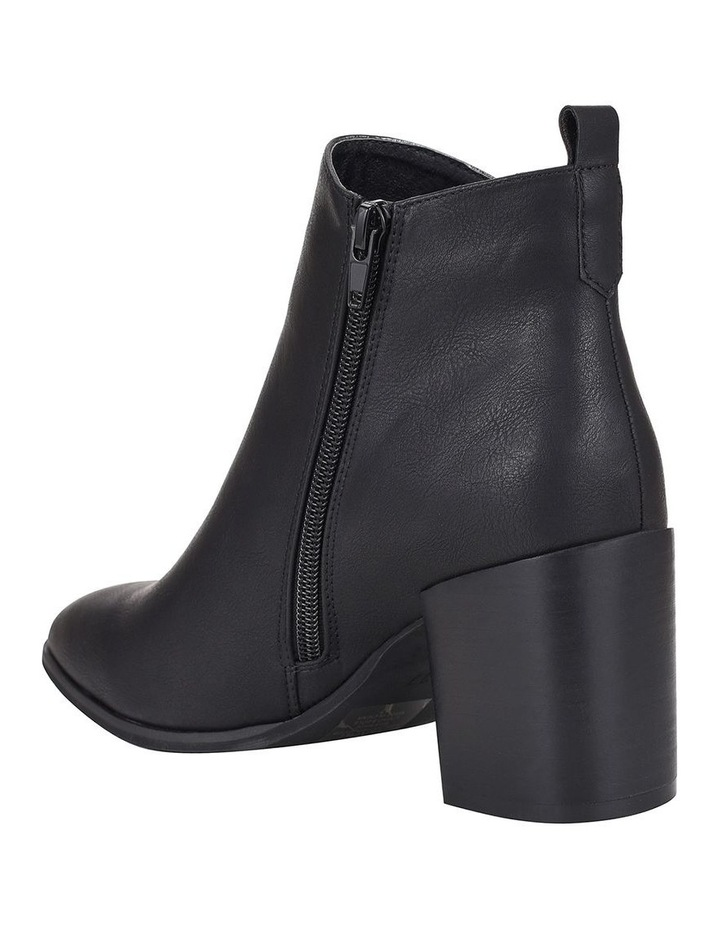 Chanell Black Boot image 2
