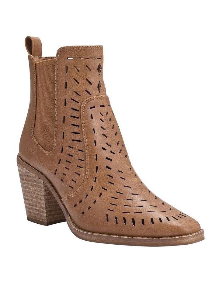 Ines Tan Boot image 2