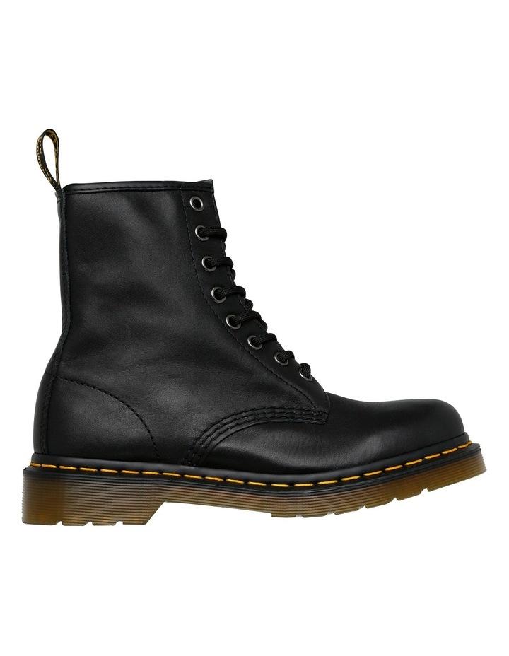 fa81b7d6427 Dr Martens 8 Eye Boot Black Nappa