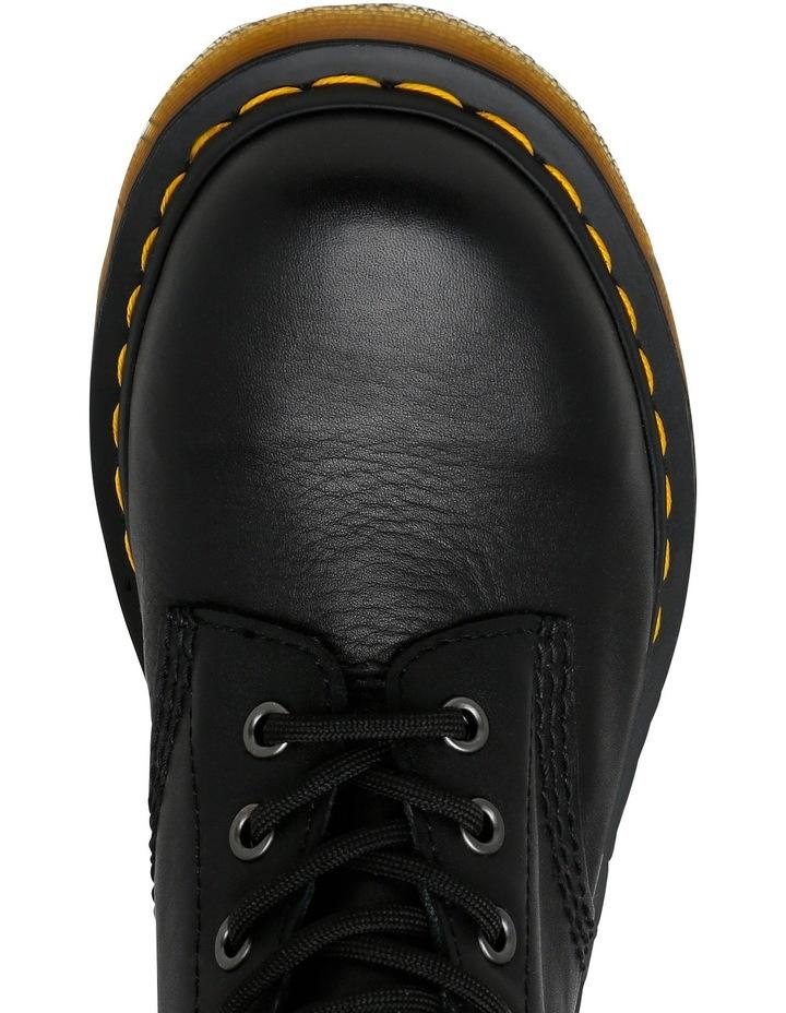 8 Eye Boot Black Nappa image 4