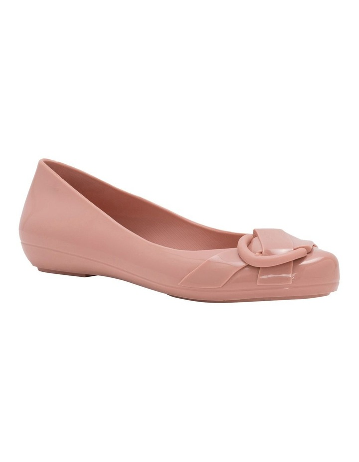 Buckle Fem Flat Shoe 182781 image 3
