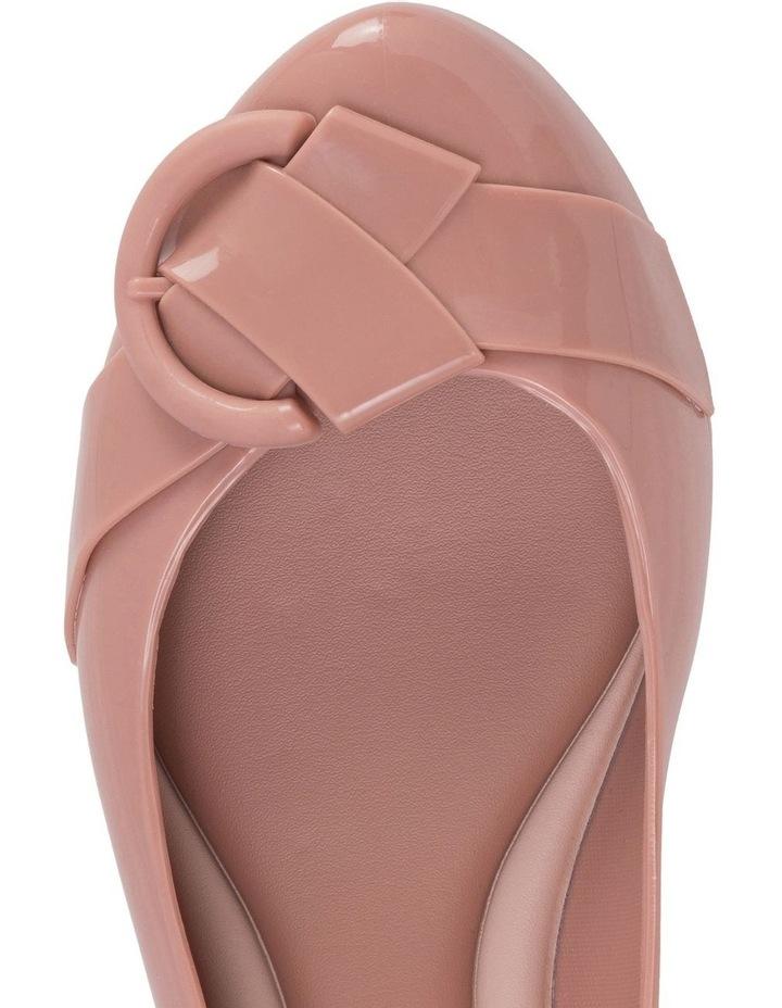 Buckle Fem Flat Shoe 182781 image 4