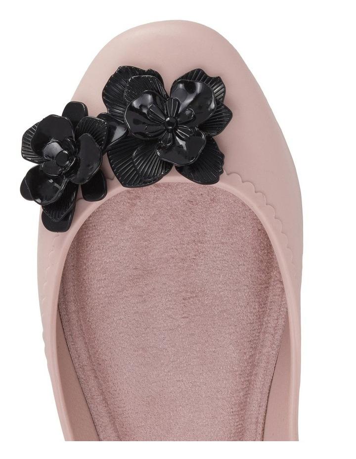Start Flowers 182758 Pink Flat Shoe image 4