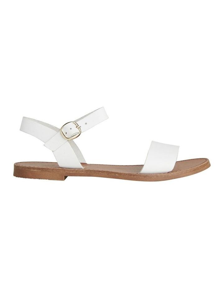 Bondi White Sandal image 1