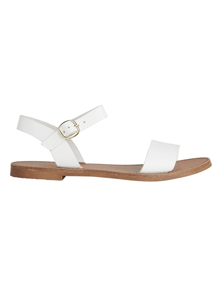 Bondi White Sandal image 2