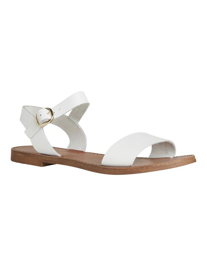 Bondi White Sandal image 4