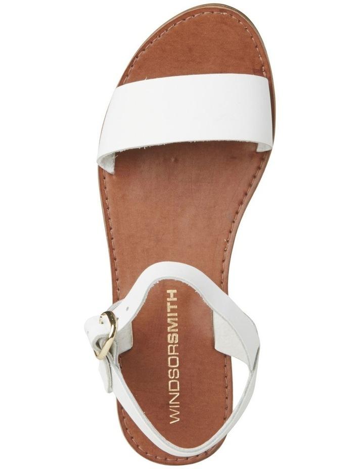 Bondi White Sandal image 5