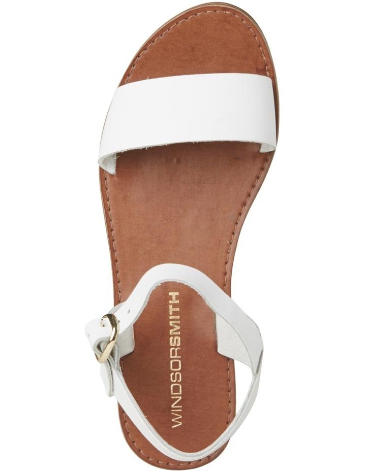 Bondi White Sandal image 6
