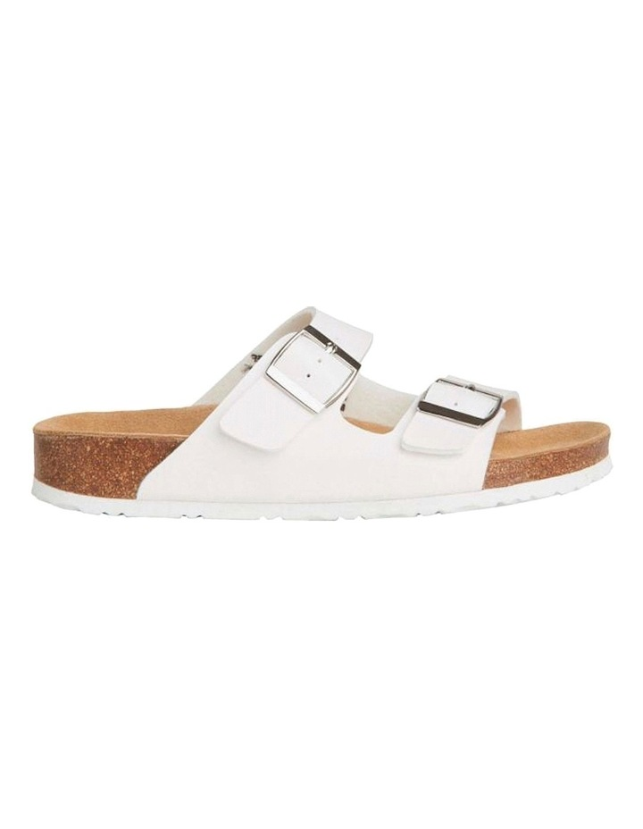 Toffee White Sandal image 2