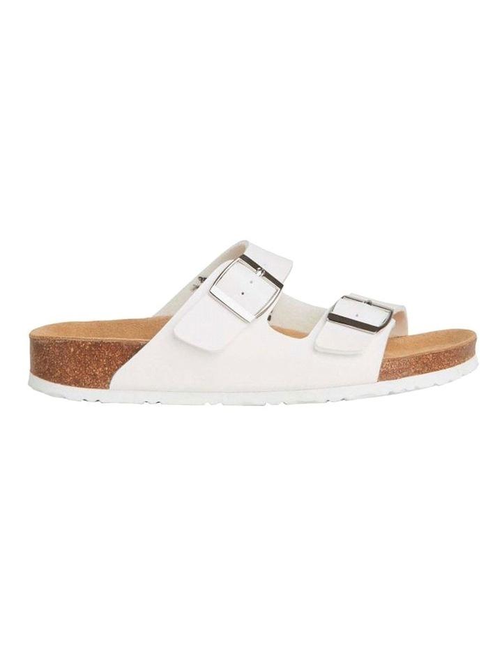 Toffee White Sandal image 1