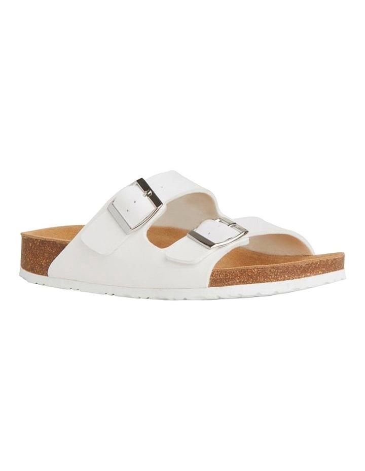 Toffee White Sandal image 4