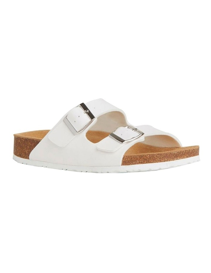 Toffee White Sandal image 3