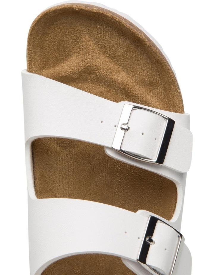 Toffee White Sandal image 8