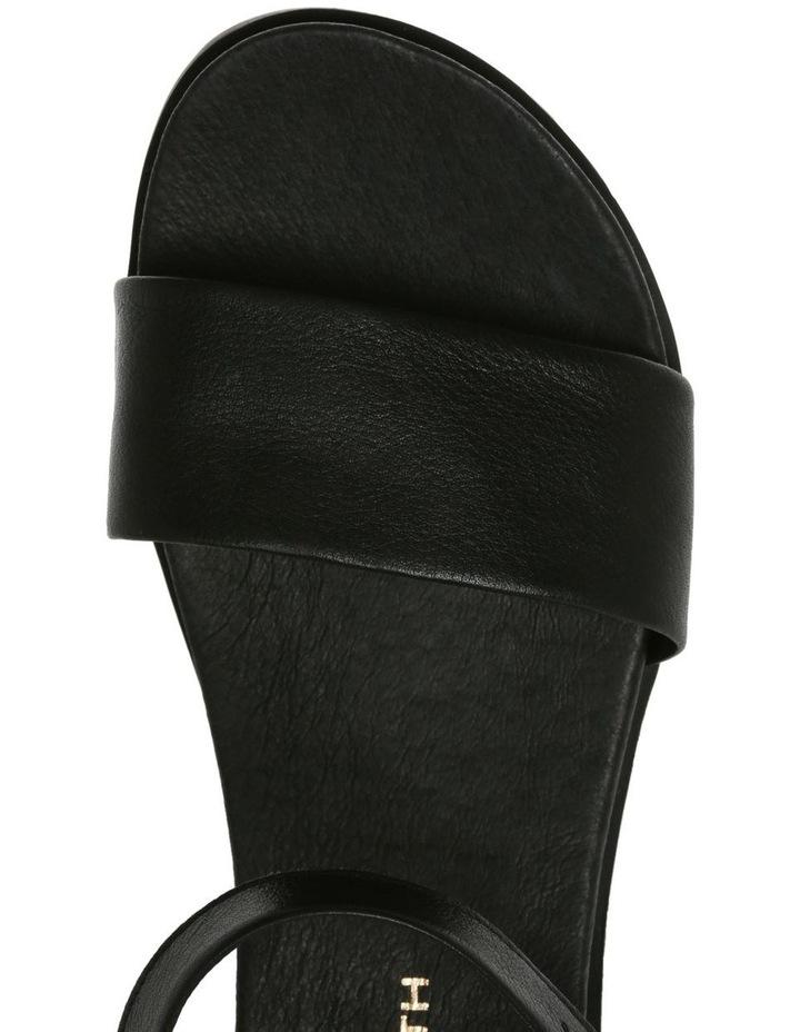 Lucee Black Sandal image 7