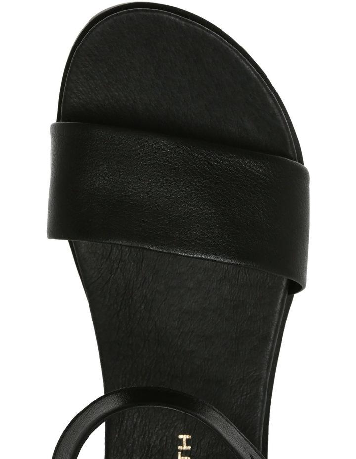 Lucee Black Sandal image 8