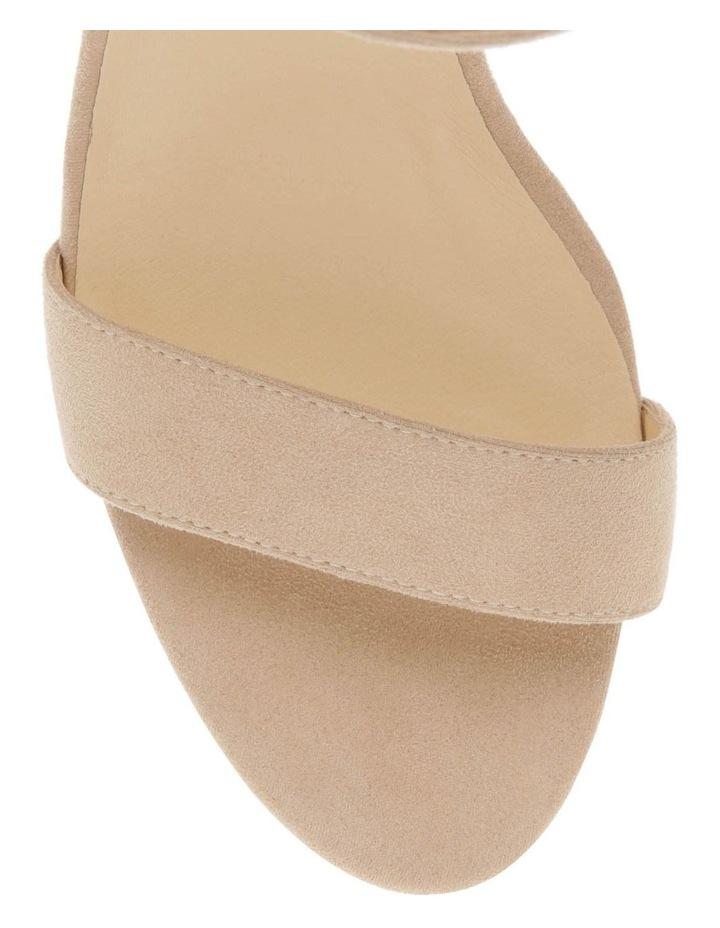 Callista Natural Micro Sandal image 3