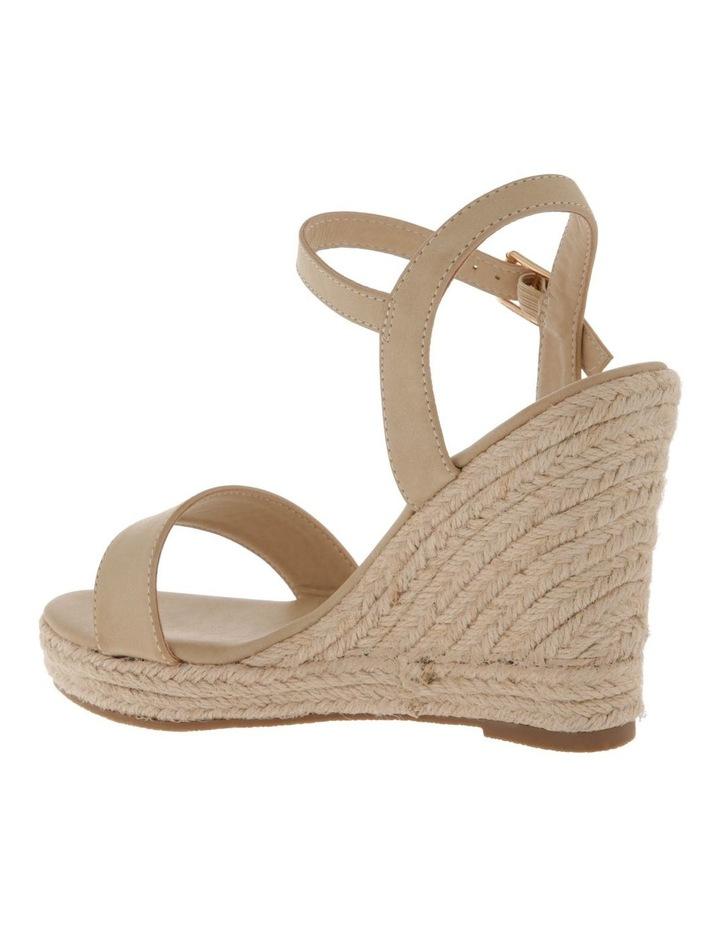 Amaya Nude Smooth Sandal image 2
