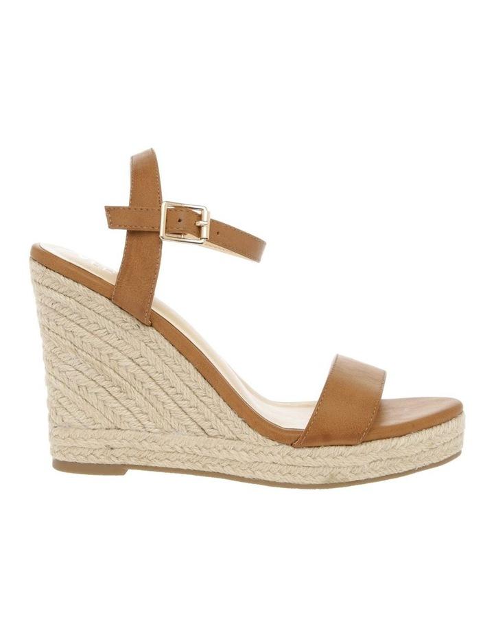 Amaya Tan Smooth Sandal image 1