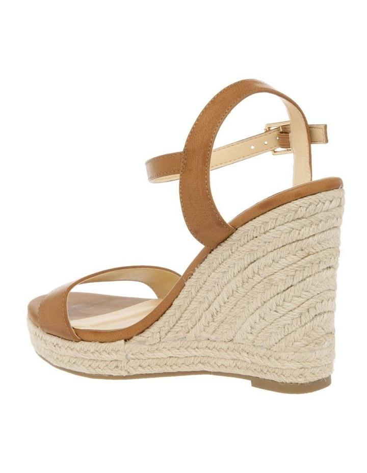 Amaya Tan Smooth Sandal image 2