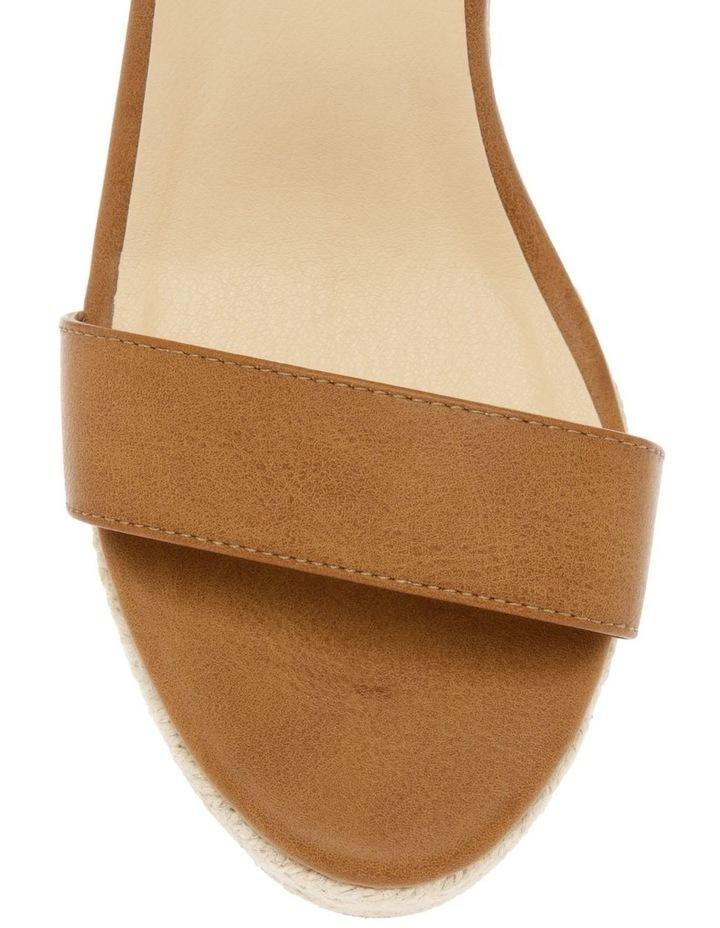 Amaya Tan Smooth Sandal image 3