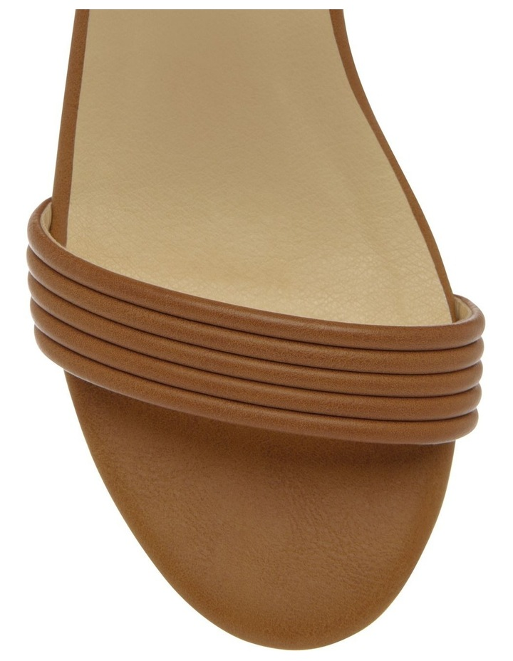 Bindy Tan Smooth Sandal image 3