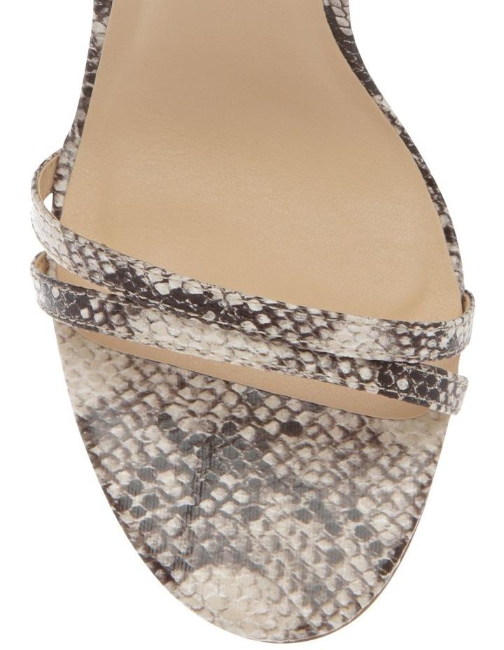 Olera Natural Snake Sandal image 3