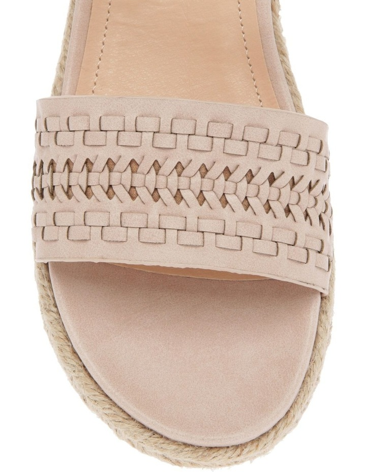 Disco Blush Smooth Sandal image 3