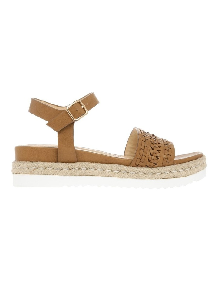 Disco Tan Smooth Sandal image 1