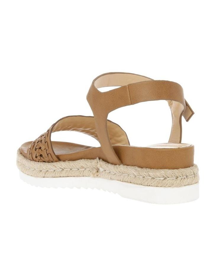 Disco Tan Smooth Sandal image 2